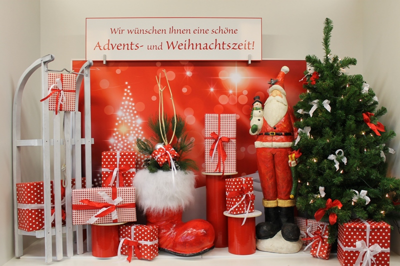 Schaufensterdekoration Weihnachten Bilder My Blog