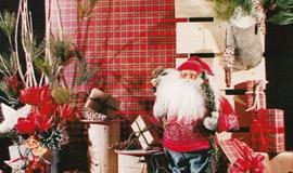Weihnachts - Dekorationen